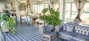 casaluna hotel alaçatı kış bahçesi